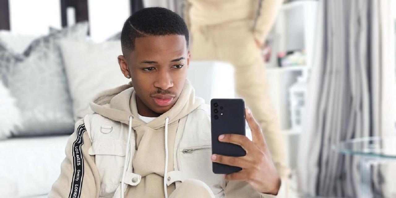 Lasizwe realised the power of social media