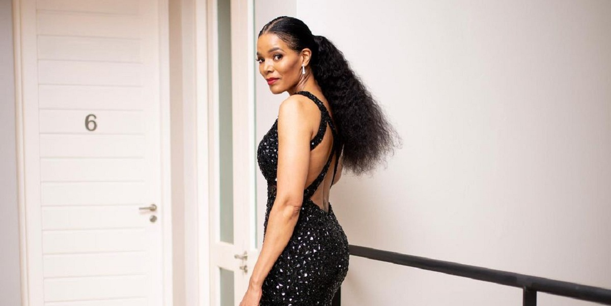 Connie Ferguson Is Mourning